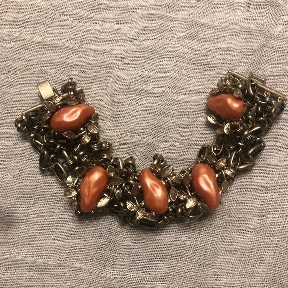 Talbots chunky bracelet